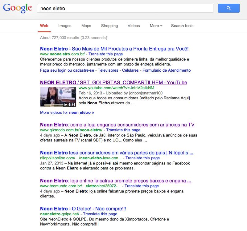 google-neon-eletro