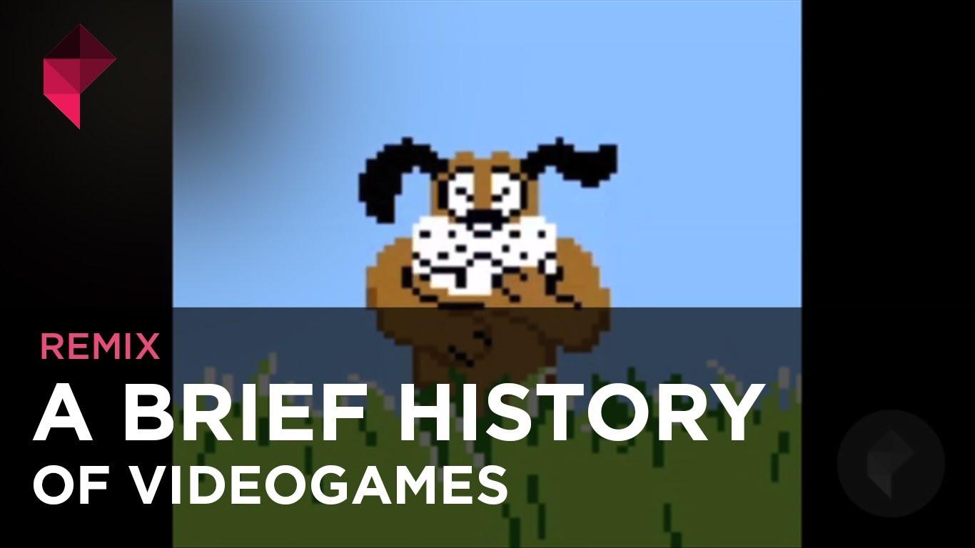 A história dos vídeo games [Vídeo]