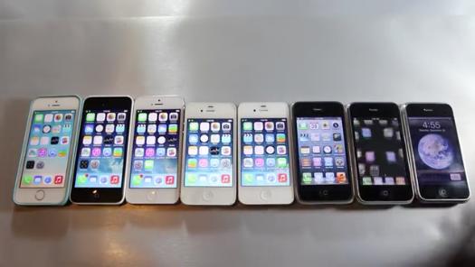 iphones-comparativo