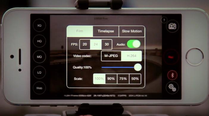Ultrakam-App