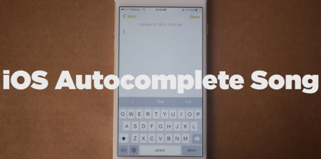 ios-autocomplete-song